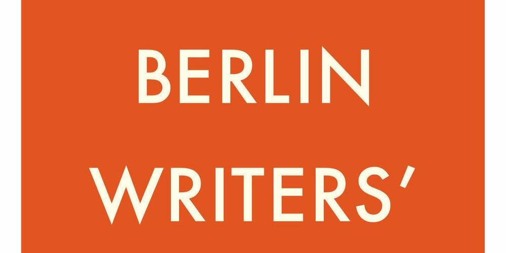 Tickets Berlin Writers' Workshop Reading,  in Berlin